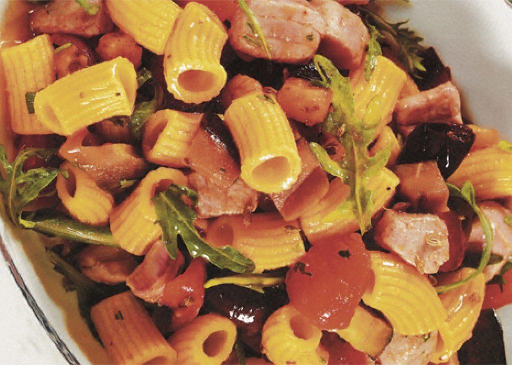 Maccheroni-con-dadini-di-tonno-alla-siciliana
