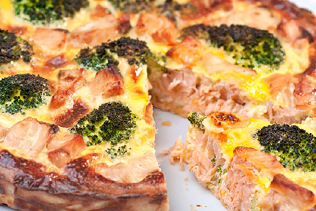 Quiche-di-salmone-e-broccoli