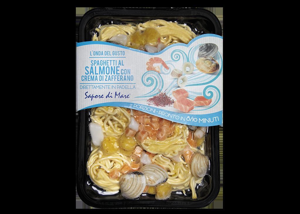 spaghetti-salmone-e-zafferano